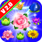 Flowers Sweet Connect – Match 3 Game APK MOD (Unlimited Money) 1.4.71