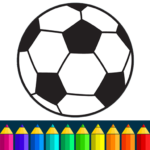 Football coloring book game APK MOD (Unlimited Money) 13.9.6