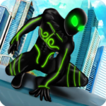 Frog Spider Rope Power Amazing APK MOD (Unlimited Money) 1.3