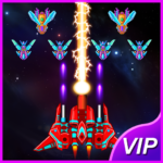 Galaxy Attack: Alien Shooter (Premium) APK MOD (Unlimited Money) 29.4