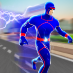 Grand Light Speed Robot Hero City Rescue Mission APK MOD (Unlimited Money) 3.5