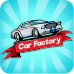 Idle Car Factory: Car Builder, Tycoon Games 2020🚓 APK MOD (Unlimited Money) 12.7.7