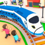 Idle Sightseeing Train – Game of Train Transport APK MOD (Unlimited Money) 1.1.0
