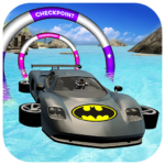 Incredible Water Surfing Hero 3D: Car Racing Game APK MOD (Unlimited Money) 1.3