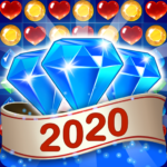 Jewel & Gem Blast – Match 3 Puzzle Game APK MOD (Unlimited Money)  2.3.1