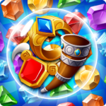 Jewels Time : Endless match APK MOD (Unlimited Money) 2.11.1