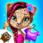 Jungle Animal Hair Salon 2 Tropical Beauty Salon   APK MOD (Unlimited Money) 8.0.20016