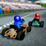 Kart Rush Racing – 3D Online Rival World Tour APK MOD (Unlimited Money) 12.1