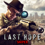 Last Hope Sniper Zombie War: Shooting Games FPS  APK MOD (Unlimited Money) 3.1