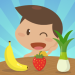 Learn fruits and vegetables – games for kids APK MOD (Unlimited Money) 1.4.8