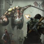 MAD ZOMBIES : Offline Zombie Games APK MOD (Unlimited Money) 5.25.0