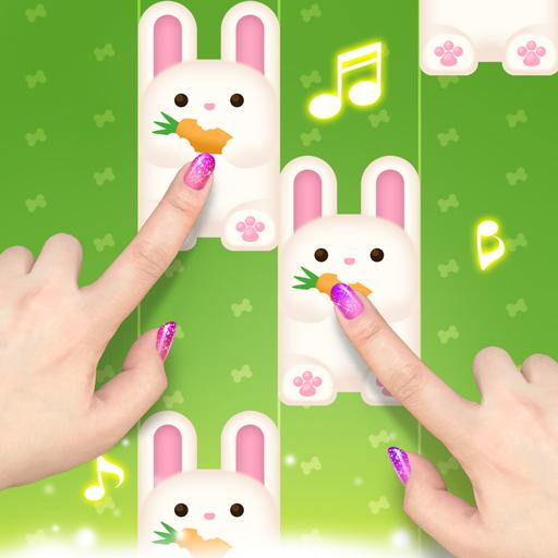 Magic Animal Piano Tiles: Free Music Games APK MOD (Unlimited Money) 1.8.1