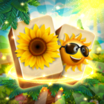 Mahjong Solitaire: Summer Blossom APK MOD (Unlimited Money) 1.0.20