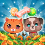 Match 3 – Pet Paradise Party APK MOD (Unlimited Money) 1.0.21