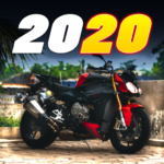 MotorBike: Traffic & Drag Racing I New Race Game APK MOD (Unlimited Money) 1.8.3