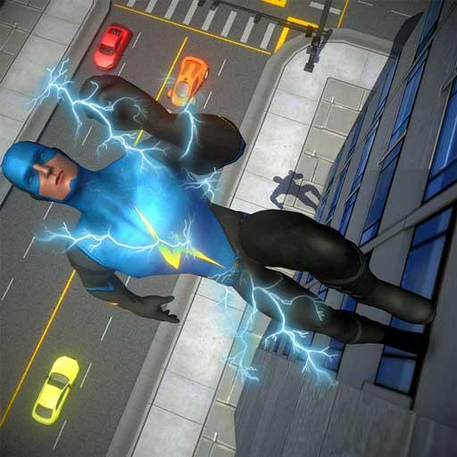 Multi Speedster Superhero Lightning:Flash Games 3D APK MOD (Unlimited Money 2.2