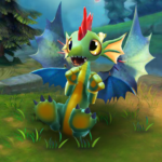 My Talking Dragon APK MOD (Unlimited Money) 1.9
