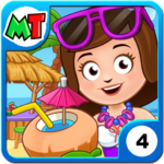 My Town : Beach Picnic APK MOD (Unlimited Money) 2.19