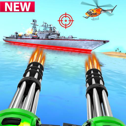 Navy Gun Strike – FPS Counter Terrorist Shooting APK MOD (Unlimited Money) 1.0.9