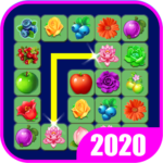 Onet Connect Flowers Fruits APK MOD (Unlimited Money) 1.1
