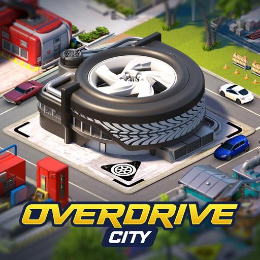Overdrive City – Car Tycoon Game APK MOD (Unlimited Money) v1.1.22.vc1012200.rev53256.b71.release