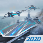 Pacific Warships: World of Naval PvP Warfare APK MOD (Unlimited Money) 0.9.184