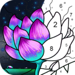 Paint By Number Coloring Book & Color by Number  APK MOD (Unlimited Money) 2.50.0