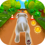 Pet Run Puppy Dog Game   APK MOD (Unlimited Money) 1.4.17