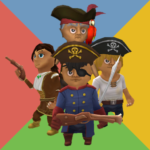 Pirates party: 2 3 4 players  APK MOD (Unlimited Money) 2.27