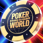 Poker World Mega Billions APK MOD 2.101.2.101  (Unlimited Money)
