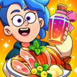 Potion Punch 2: Fantasy Cooking Adventures APK MOD (Unlimited Money) 1.5.3