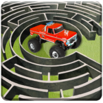 RC Monster Truck Maze Adventure Fun Games 2019 APK MOD (Unlimited Money) 1.18