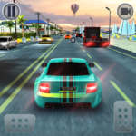 Road Racing: Highway Car Chase APK MOD (Unlimited Money) 1.04