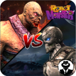 Robots vs Monsters : Extreme Fantasy Fights Arena APK MOD (Unlimited Money) 2.0.1