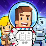 Rocket Star – Idle Space Factory Tycoon Game APK MOD (Unlimited Money) 1.41.1