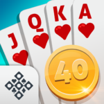 Scala 40 Online – Free Card Game   APK MOD (Unlimited Money) 104.1.37