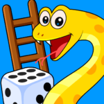 🐍 Snakes and Ladders Board Games 🎲 APK MOD (Unlimited Money) 1.3
