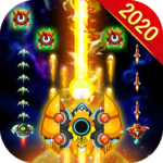 Space Hunter Galaxy Attack Arcade Shooting Game   APK MOD (Unlimited Money) 1.9.9