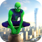 Spider Rope Hero – Gangster Crime City APK MOD (Unlimited Money) 1.0.24