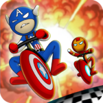 Stickman Race – Epic Battle APK MOD (Unlimited Money)