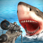 Survivor Sharks Game: Hunter Action Games APK MOD (Unlimited Money) 1.9