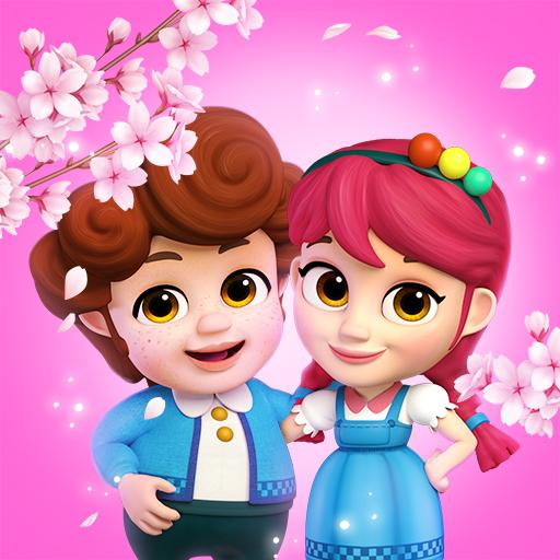 Sweet Road: Cookie Rescue Free Match 3 Puzzle Game APK MOD (Unlimited Money) 6.8.0