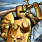The Paladin's Story: Melee & Text RPG (Offline) APK MOD (Unlimited Money) 1.0.3