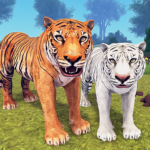 Tiger Family Simulator: Angry Tiger Games APK MOD (Unlimited Money) 1.0