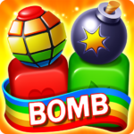 Toy Bomb: Blast & Match Toy Cubes Puzzle Game APK MOD 5.60.5027 (Unlimited Money)