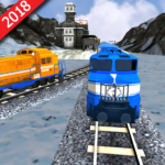 Train Racing 3D-2018 APK MOD (Unlimited Money)