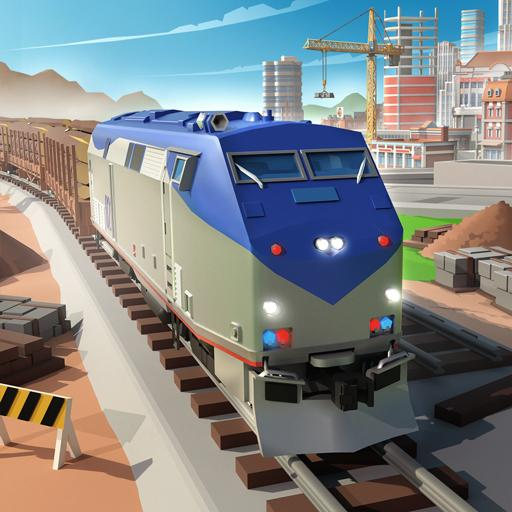 Train Station 2: Rail Tycoon & Strategy Simulator APK MOD (Unlimited Money) 1.22.0