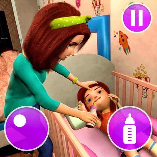 Virtual Mother Game: Family Mom Simulator APK MOD (Unlimited Money) 1.45