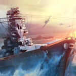 WARSHIP BATTLE:3D World War II APK MOD (Unlimited   Money) 3.2.2