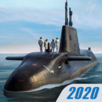 WORLD of SUBMARINES: Navy Shooter 3D Wargame APK MOD (Unlimited Money) 2.0